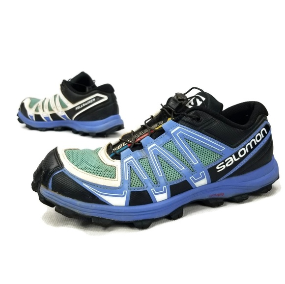 purchase cheap b6145 dc2a4 Salomon Fellraiser Womens Shoes Size 8